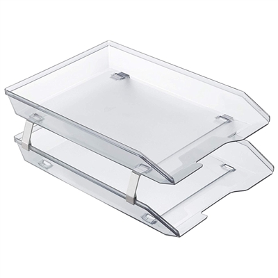 Acrimet Facility Double Letter Tray Front Loading Design